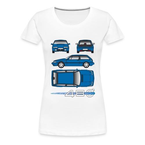 T-Shirt Association - Femme - T-shirt Premium Femme