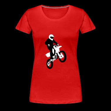 motorbike_stunt_a_2c T-Shirts