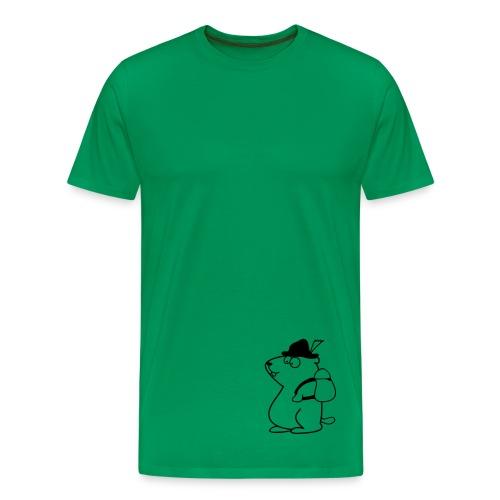 Marmott Alp-TransiT - Maglietta Premium da uomo