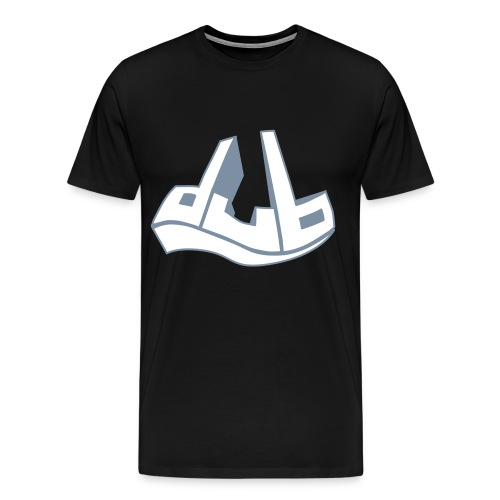 DUB Tee by DubTees. - Men's Premium T-Shirt