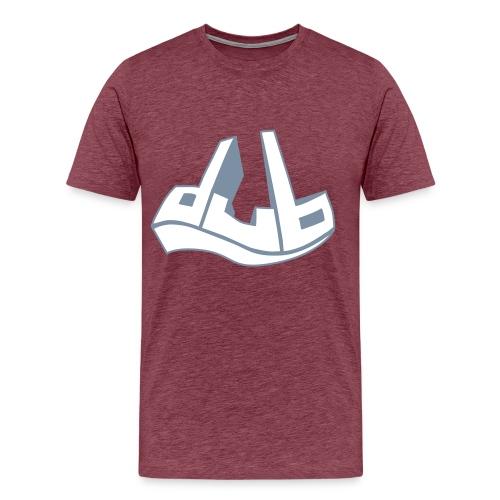 DUB Tee by DubTees. - Men's Premium T-Shirt