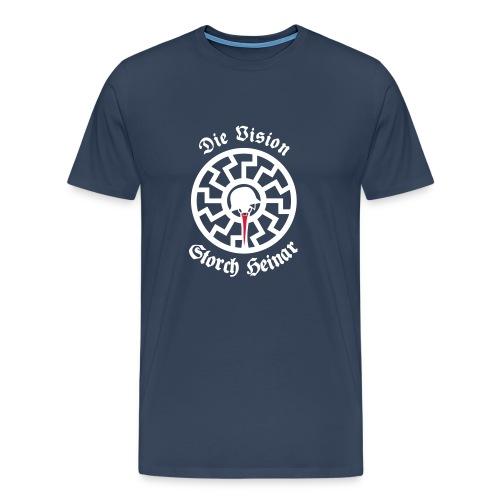 T-Hemd Division Storch Heinar - Männer Premium T-Shirt