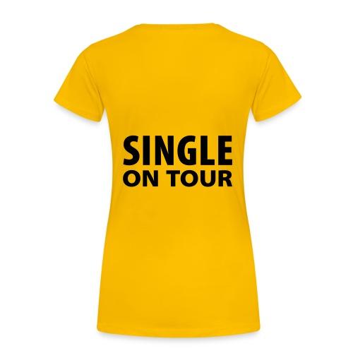 Für die Frechen Mädchen - Frauen Premium T-Shirt