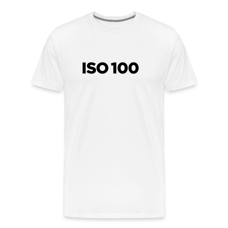ISO 100 - Männer Premium T-Shirt