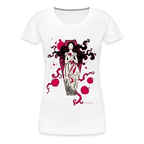Schneewittchen - Frauen Premium T-Shirt