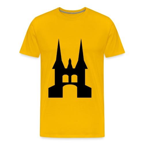 De Waterpoort - Mannen Premium T-shirt