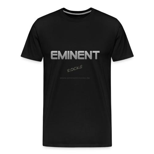 Übergröße Männershirt -weiß- - Männer Premium T-Shirt
