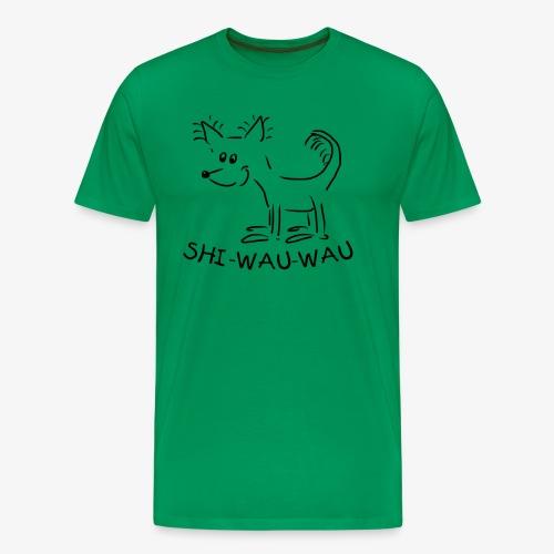 T-Shirt in Übergrößen - Männer Premium T-Shirt