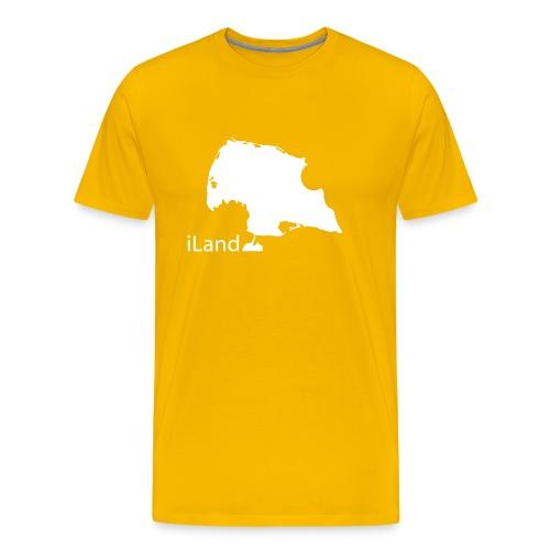 T-Shirt Fehmarn hat Biss für den Herrn - Männer Premium T-Shirt