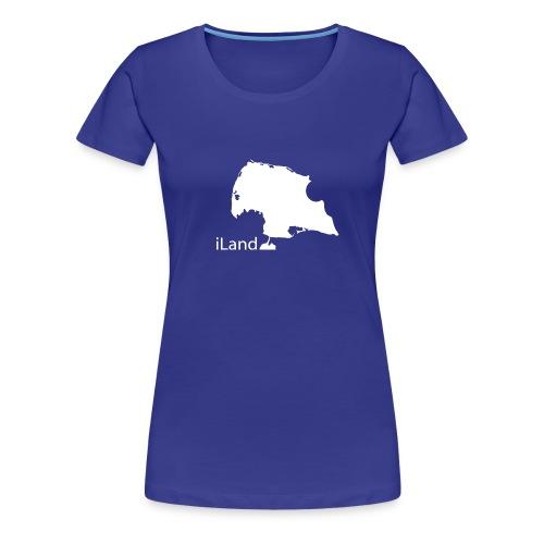 T-Shirt Fehmarn hat Biss für die Dame - Frauen Premium T-Shirt