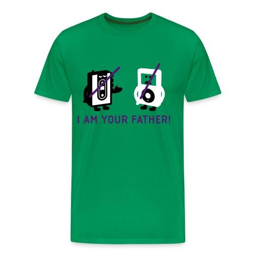 TA Tape Play vs  - Men's Premium T-Shirt