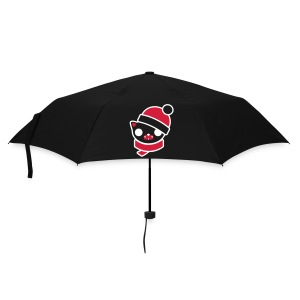 xmas kitty - Umbrella (small)
