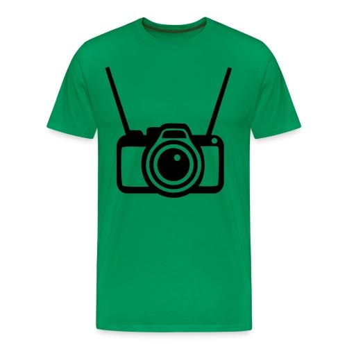 Tourist - Männer Premium T-Shirt