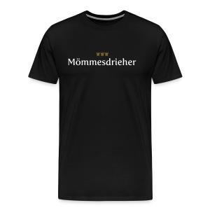 Moemmesdrieher - Männer Premium T-Shirt
