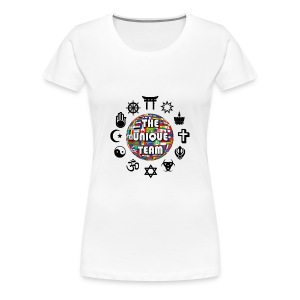 T Shirt F Unique Team - Women's Premium T-Shirt