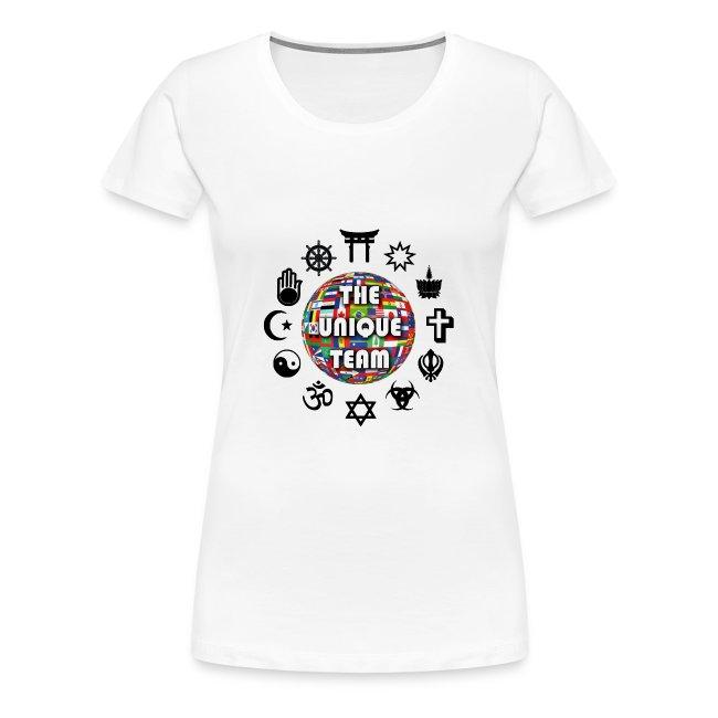 T Shirt F Unique Team