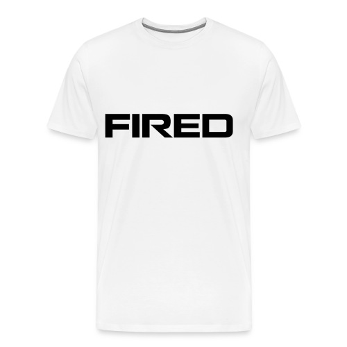 nokia fired - Men's Premium T-Shirt