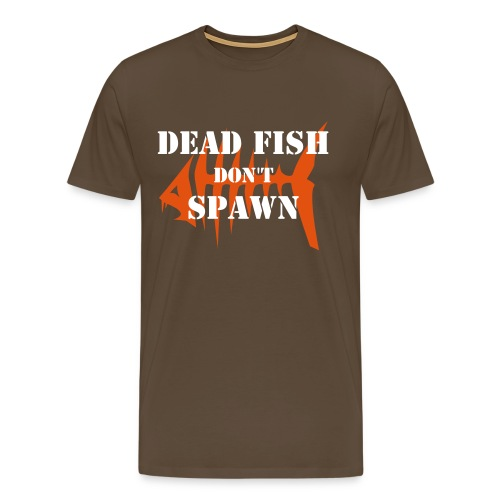 fish_2 - Premium-T-shirt herr