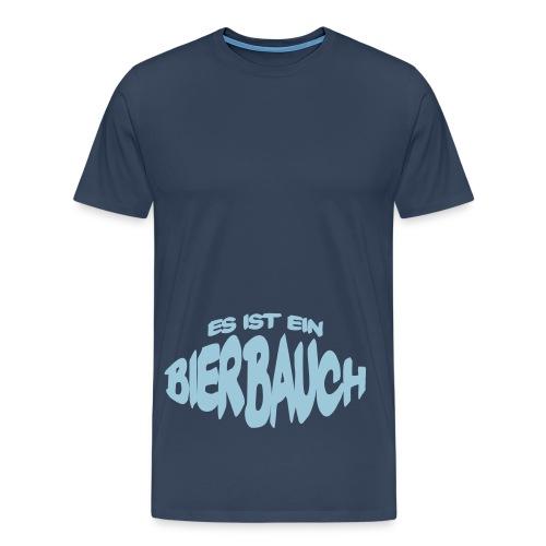 Papa Schwanger - Männer Premium T-Shirt