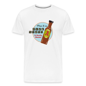 Awesome Sauce XL - Men's Premium T-Shirt