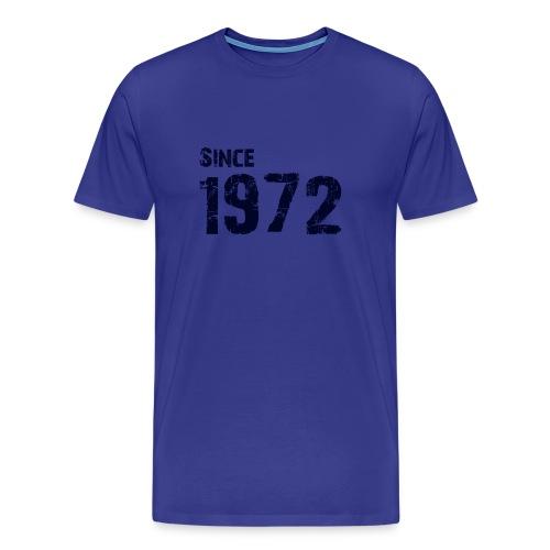 Since 1972 - Mannen Premium T-shirt
