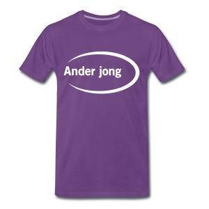 Ander jong - Mannen Premium T-shirt