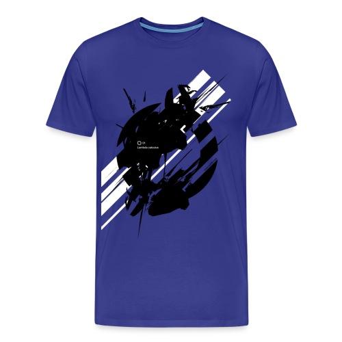 Lambda Calculus - Men's Premium T-Shirt