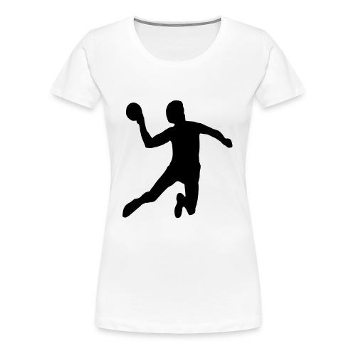 Käsipallo - Naisten premium t-paita