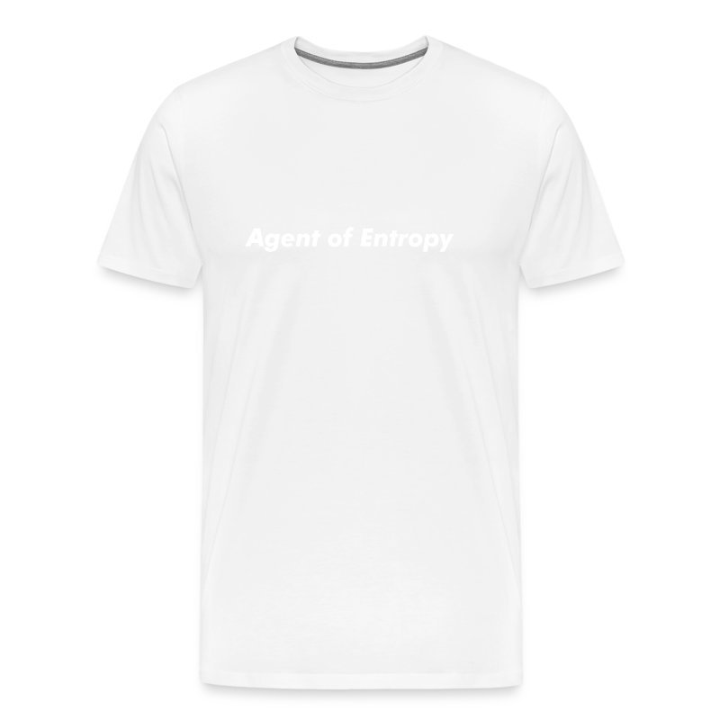 Agent of Entropy - Men's Premium T-Shirt