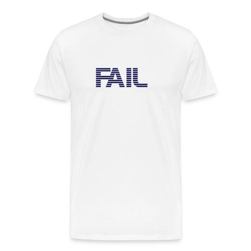 Simply FAIL - Männer Premium T-Shirt