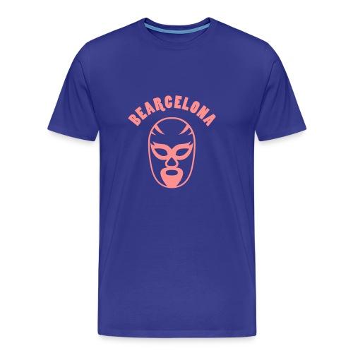 Bearcelona.XI - Men's Premium T-Shirt