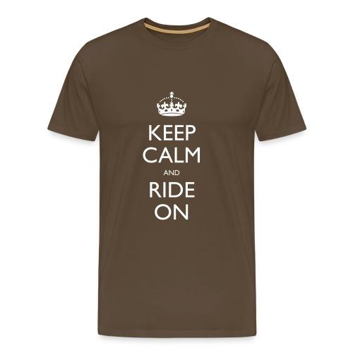 Mild Hogs 1 - Men's Premium T-Shirt