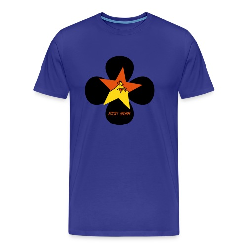 mon star monster 02 - Männer Premium T-Shirt