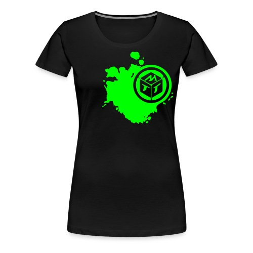 Magabotato Logo | Girlie - Frauen Premium T-Shirt