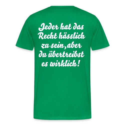 A&S - Männer Premium T-Shirt