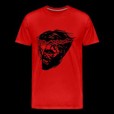 JESUS scream T-Shirts