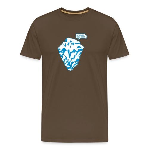 WRZ_48_BRO_MYHEART - Männer Premium T-Shirt