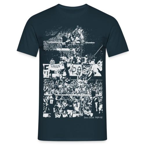 LEEDS FANS DEAN COURT 89-90 - Men's T-Shirt