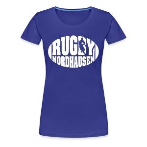 Girls Shirt Oval - Frauen Premium T-Shirt