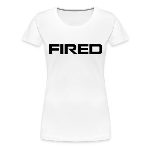 nokia fired - Women's Premium T-Shirt