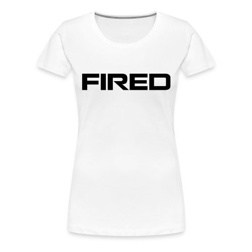 nokia fired - Women's Premium T-Shirt