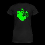 T-Shirts ~ Frauen Premium T-Shirt ~ Das ist KLAMAUK! - Girlie