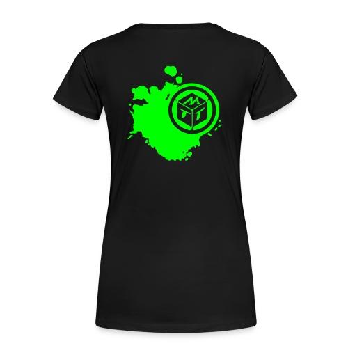 Das ist KLAMAUK! - Girlie - Frauen Premium T-Shirt