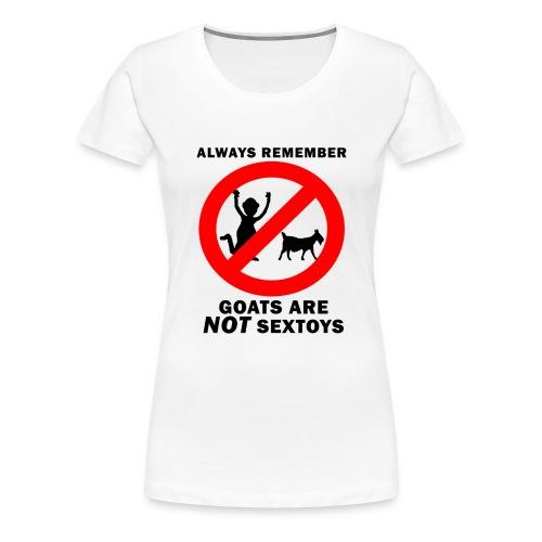 Women's PSA Plus Size Shirt - Women's Premium T-Shirt