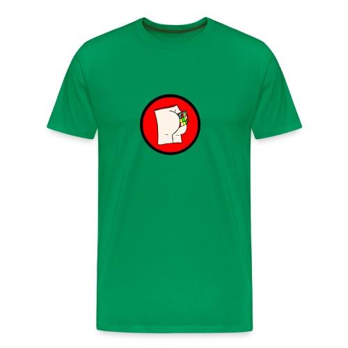 Rubix-ass for the Guys - Men's Premium T-Shirt