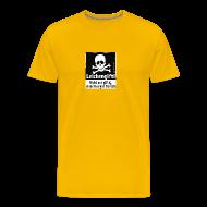 T-Shirts ~ Männer Premium T-Shirt ~ Artikelnummer 15901910