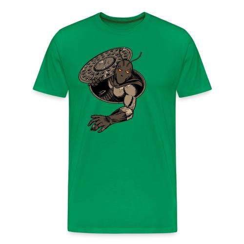 Kakerlak Übergröße - Männer Premium T-Shirt