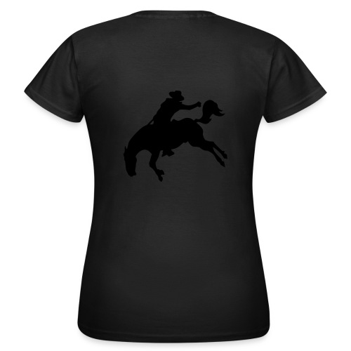 Ranchacademista working t-shirt - Maglietta da donna