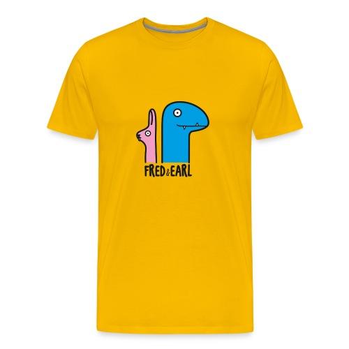 Fred & Earl - Männer Premium T-Shirt