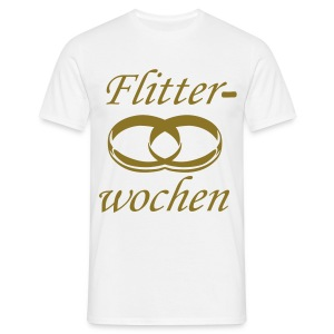 heiratet bald - Männer T-Shirt